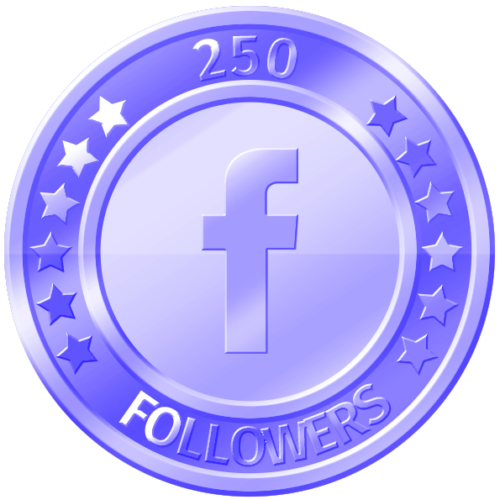 get 250 facebook followers