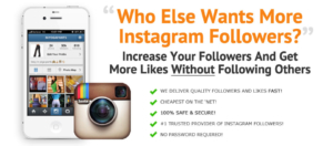 Buy Cheap Followers