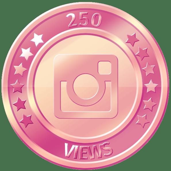 get 250 instagram views