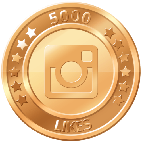 get 5000 instagram likes