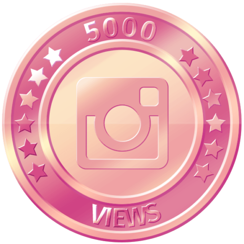 get 5000 instagram views