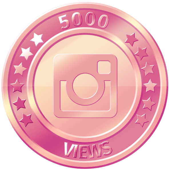 get 5000 instagram views